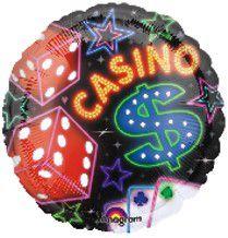 5-Casino-Metallic-18-inch-Balloon